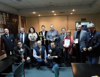 Fotki z walnego zebrania styczeń 2013